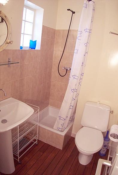 """Salle de douche """"bateau"""""""